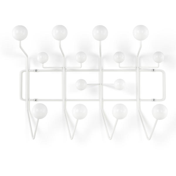 Herman Miller - Eames® Hang-It-All - White / White - Lekker Home
