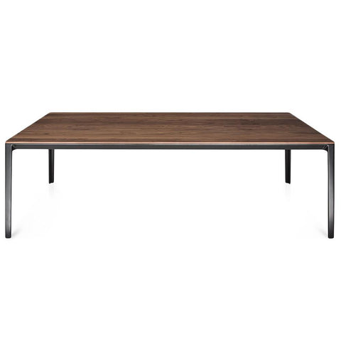Bensen - Able Dining Table - White Oak / Square - Lekker Home