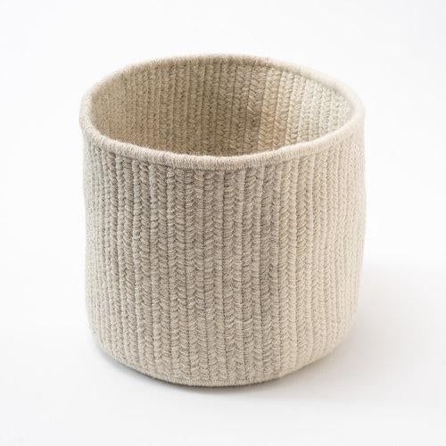 Thayer Design - Natural Balance Basket - Light Grey / Medium - Lekker Home