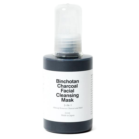 Morihata International - Binchotan Charcoal Face Mask - Default - Lekker Home