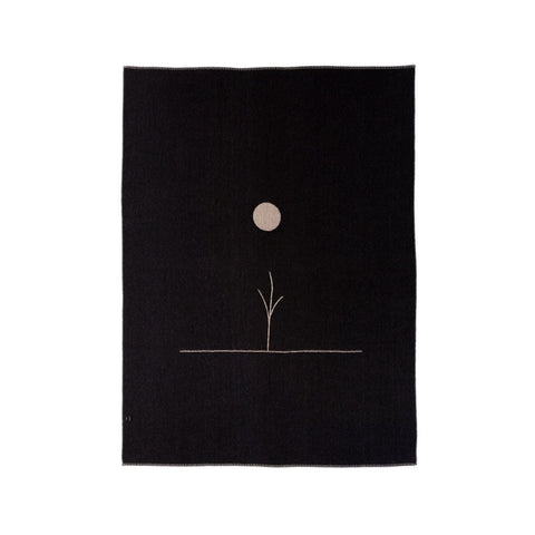 Blacksaw - Midnight Sun Reversible Throw - Lekker Home