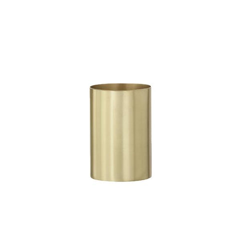 Ferm Living - Brass Pencil Cup - Lekker Home