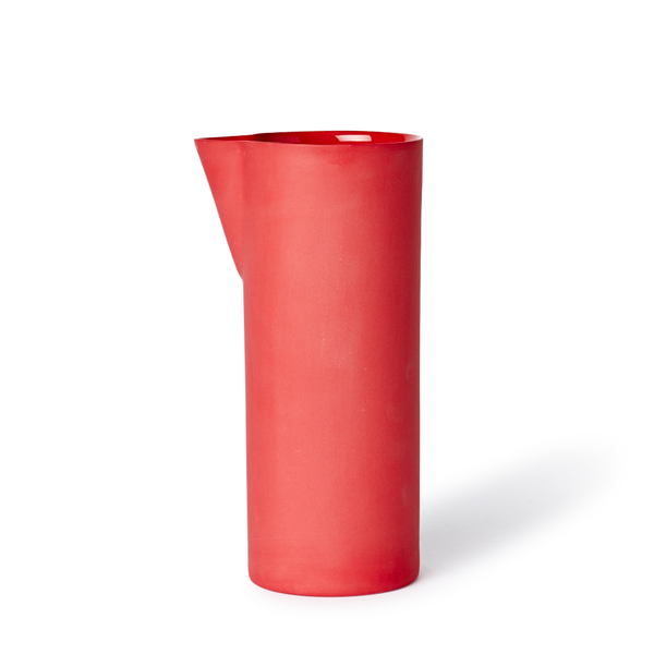 Medium Carafe | Red | MUD Australia