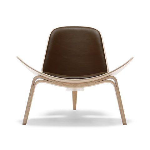 Carl Hansen - CH07 Shell Lounge Chair - Lekker Home - 2