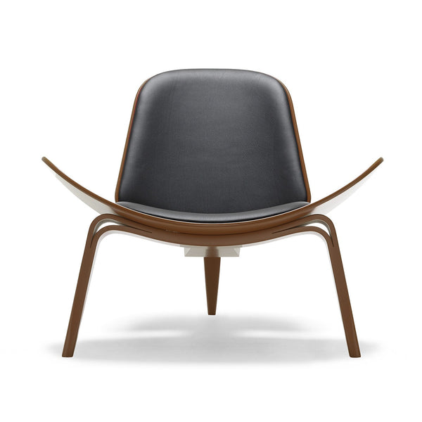 Carl Hansen - CH07 Shell Lounge Chair - Lekker Home - 6