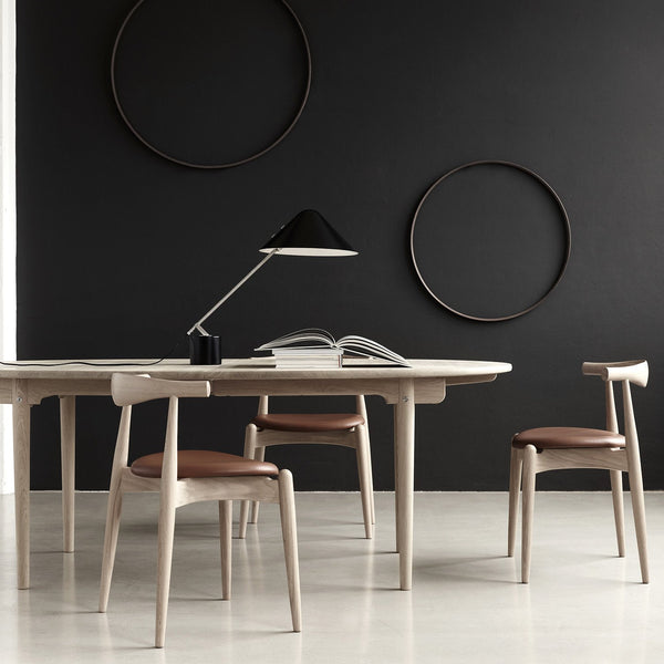 Carl Hansen - CH338 Dining Table - Lekker Home - 4
