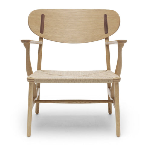 Carl Hansen - CH22 Lounge Chair - Lekker Home - 1