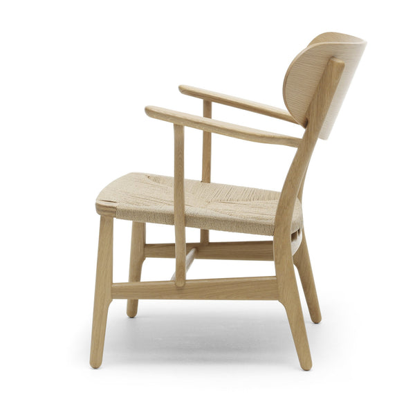 Carl Hansen - CH22 Lounge Chair - Lekker Home