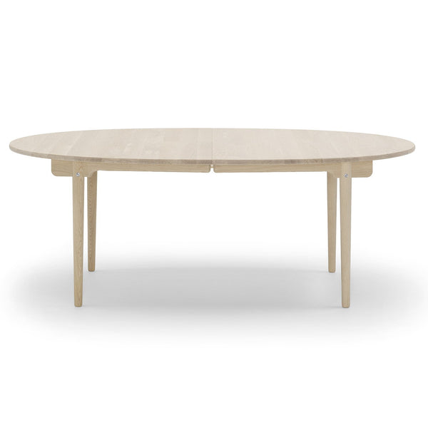 "Carl Hansen - CH338 Dining Table - Oak Oil / 79"" Table - Lekker Home"