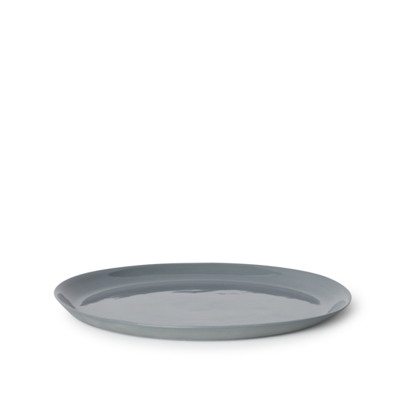 MUD Australia - MUD Small Cheese Platter - Steel / One Size - Lekker Home