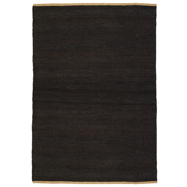 "Armadillo & Co - Nest Weave Rug - Charcoal / 3' x 5'11"" - Lekker Home"