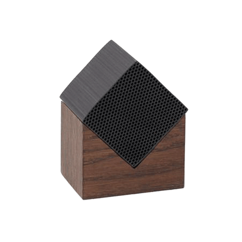 Morihata International - Chikuno Cube with Holder - Brown / One Cube - Lekker Home