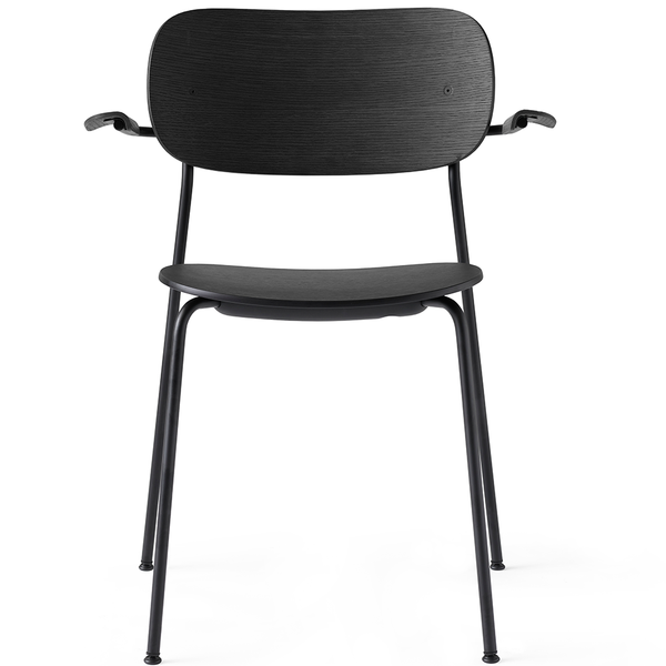Menu A/S - Co Armchair - Black Oak / One Size - Lekker Home