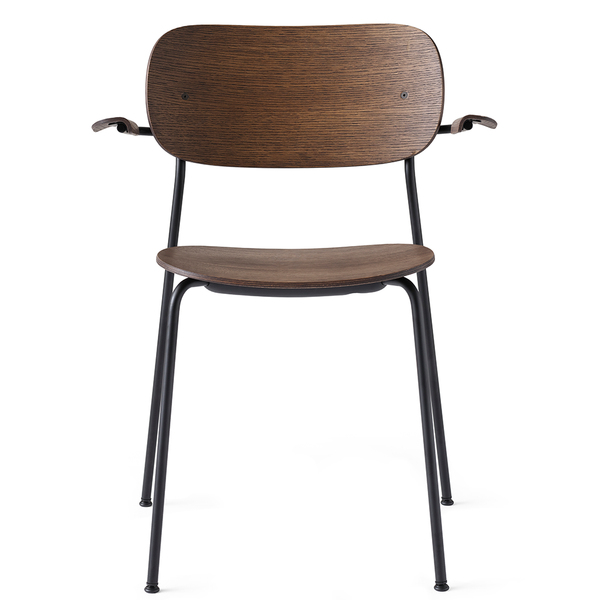 Menu A/S - Co Armchair - Dark Stained Oak / One Size - Lekker Home
