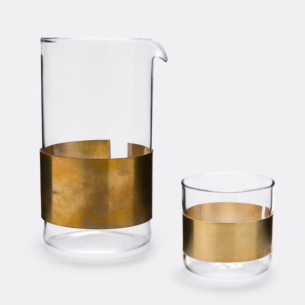 Copper Chemistry Carafe