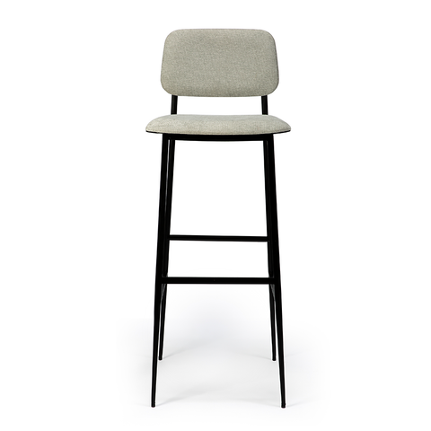 Ethnicraft NV - DC Bar Stool - One Color / Without Backrest - Lekker Home