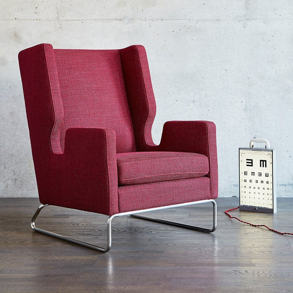 Gus Modern - Danforth Chair - Andorra Sumac / One Size - Lekker Home