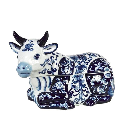 Pols Potten - Dutch Cow Cookie Jar - Lekker Home