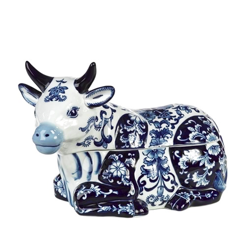Pols Potten - Dutch Cow Cookie Jar - Default - Lekker Home