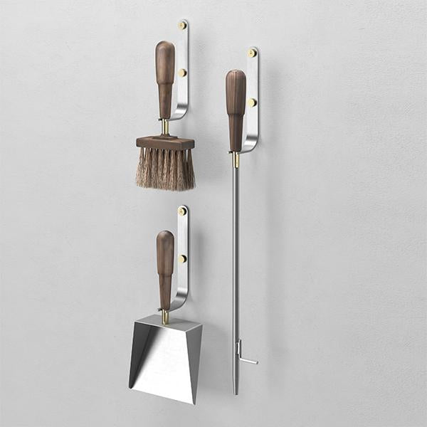 Eldvarm - Emma Fire Tools Wall Hook - Lekker Home