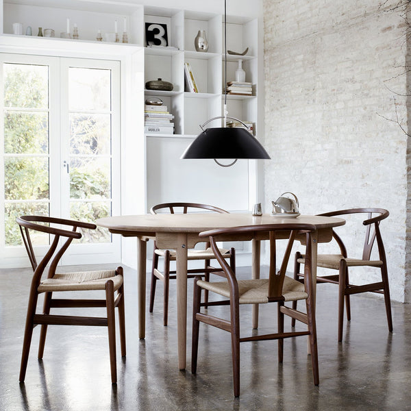 Carl Hansen - CH337 Dining Table - Lekker Home - 4