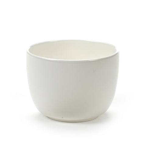 Serax - Base Espresso Cup - Matte White / One Size - Lekker Home