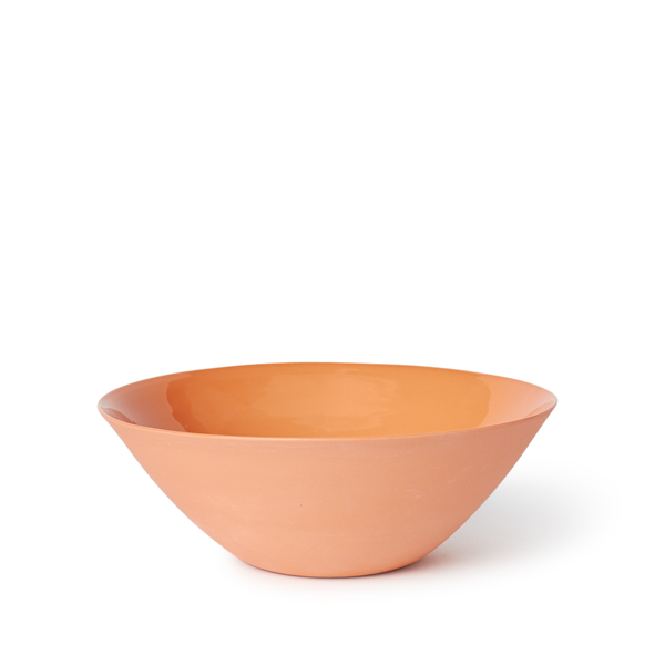 Flared Cereal Bowl | Orange | MUD Australia