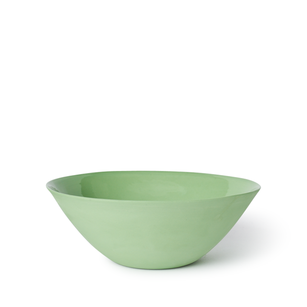 Flared Cereal Bowl | Wasabi | MUD Australia