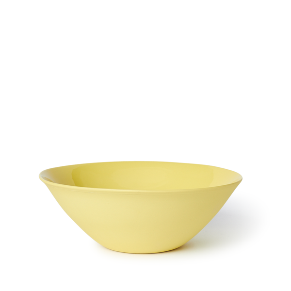 Flared Cereal Bowl | Yellow | MUD Australia