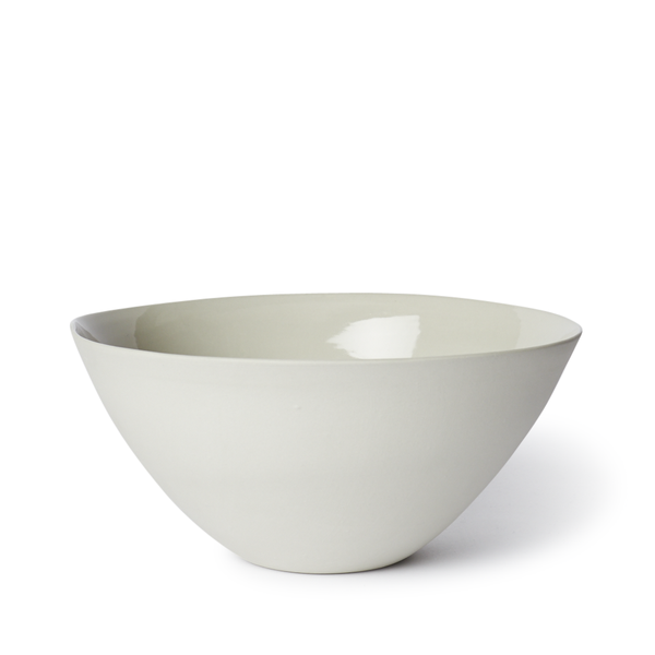 Large Flared Bowl | Dust | MUD Australia