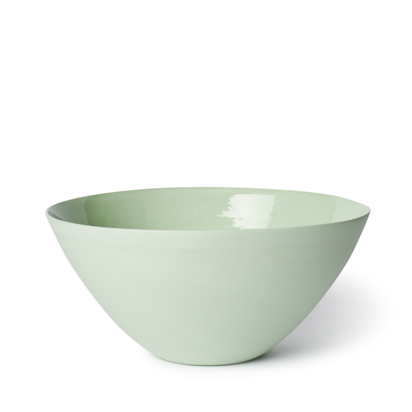 Large Flared Bowl | Pistachio | MUD Australia