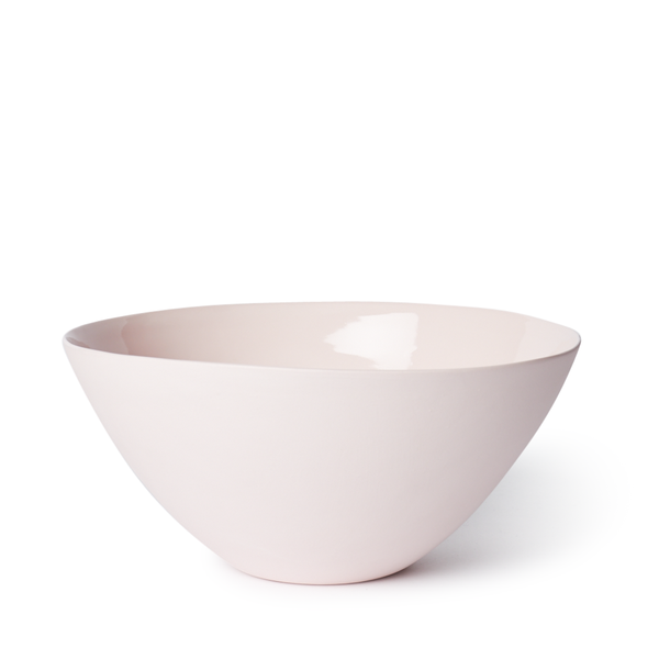 Large Flared Bowl | Pink | MUD Australia