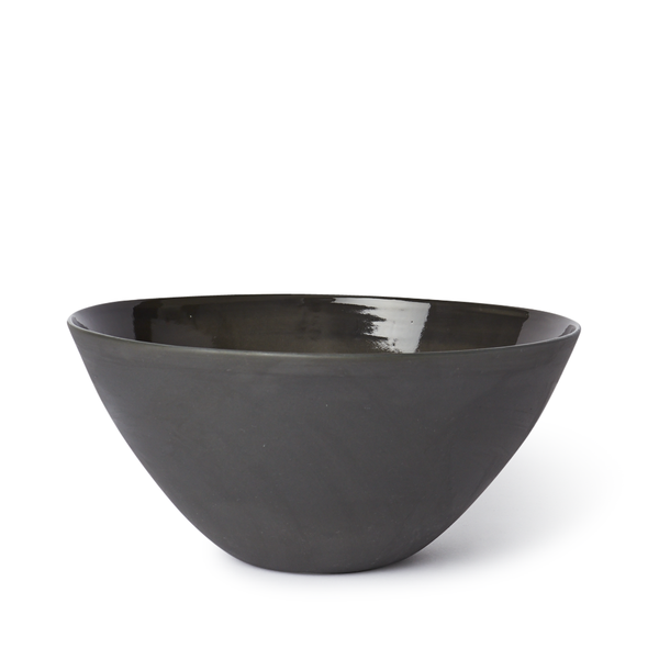 Large Flared Bowl | Slate | MUD Australia