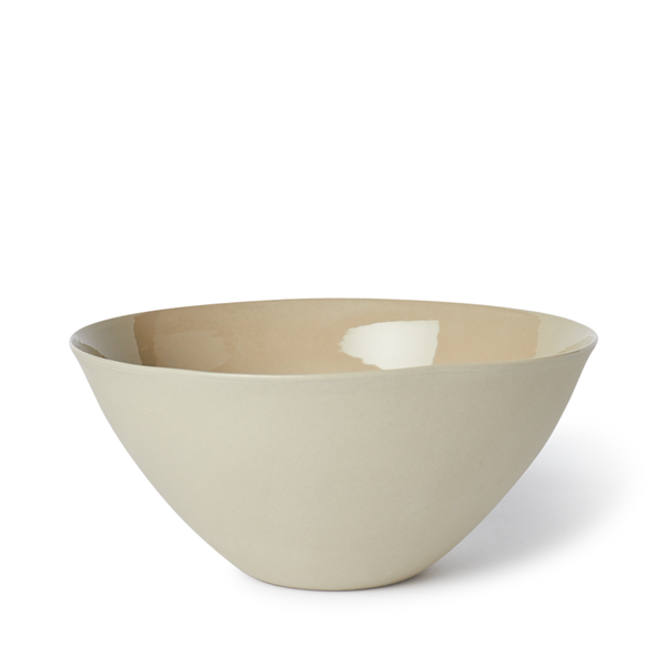 Large Flared Bowl | Sand | MUD Australia