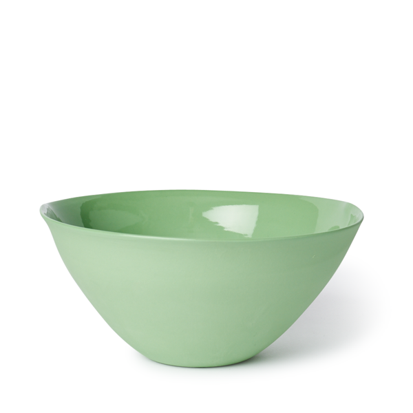 Large Flared Bowl | Wasabi | MUD Australia