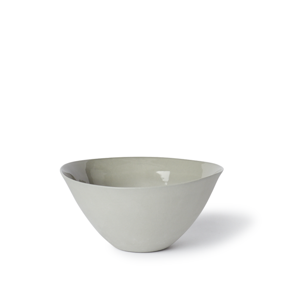 Medium Flared Bowl | Ash | MUD Australia