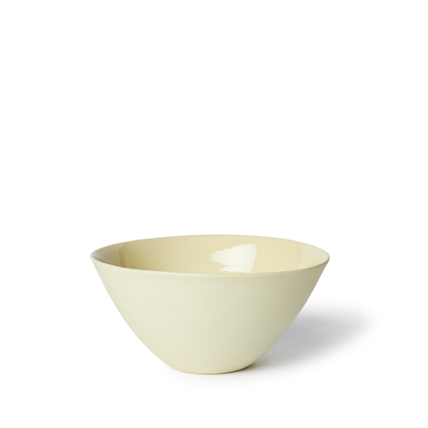 Medium Flared Bowl | Citrus | MUD Australia
