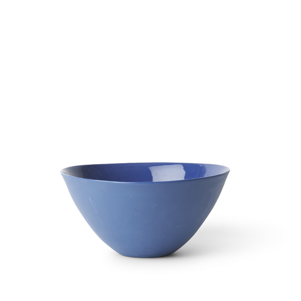Medium Flared Bowl | Ink | MUD Australia
