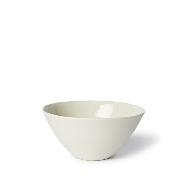 Medium Flared Bowl | Milk | MUD Australia