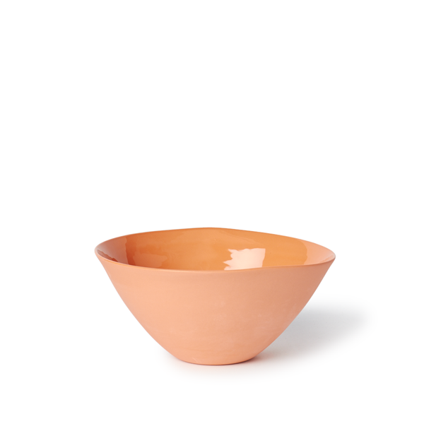 Medium Flared Bowl | Orange | MUD Australia