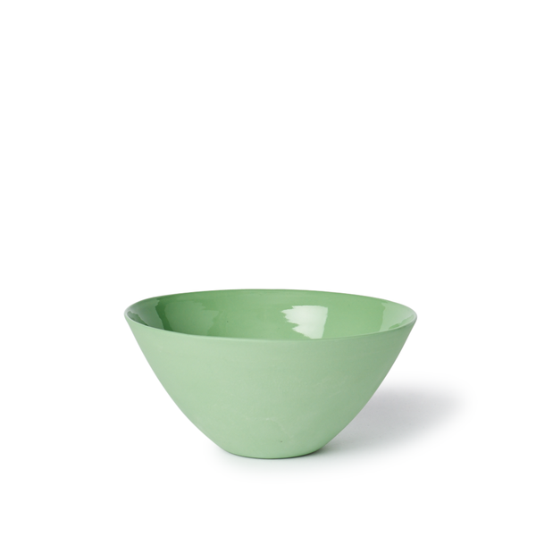 Medium Flared Bowl | Wasabi | MUD Australia