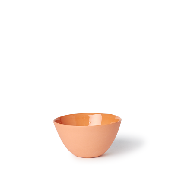Small Flared Bowl | Orange | MUD Australia