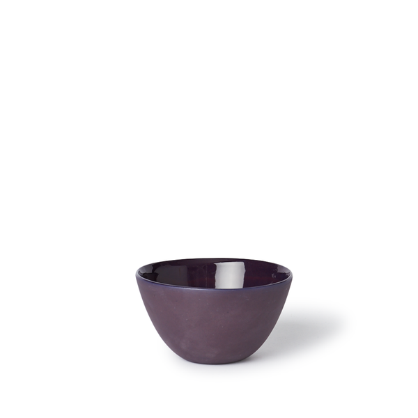Small Flared Bowl | Plum | MUD Australia