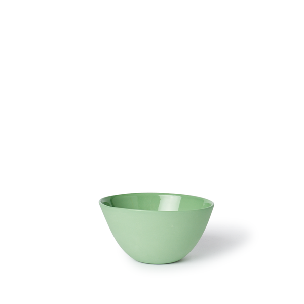 Small Flared Bowl | Wasabi | MUD Australia