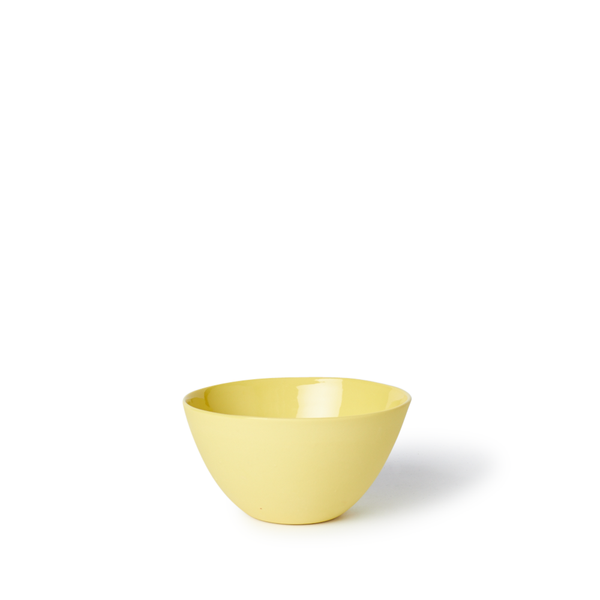 Small Flared Bowl | Yellow | MUD Australia