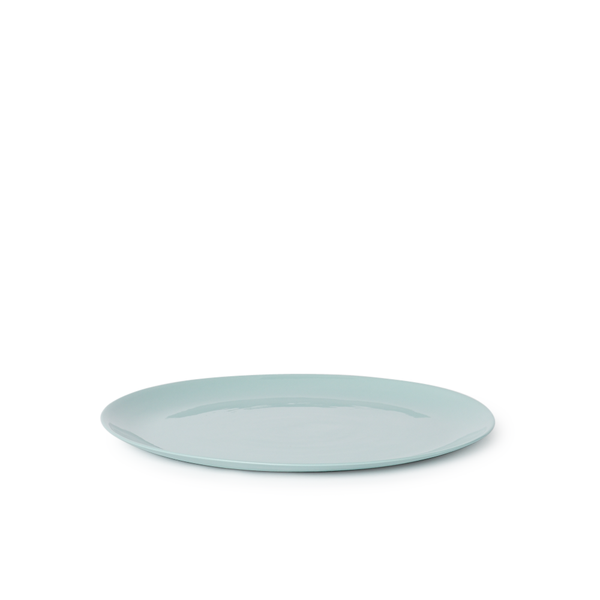 MUD Australia - MUD Flared Dinner Plate - Blue / One Size - Lekker Home