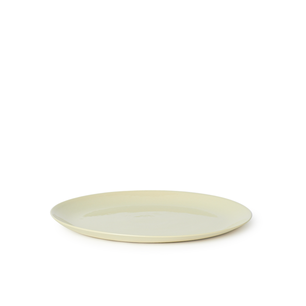 MUD Australia - MUD Flared Dinner Plate - Citrus / One Size - Lekker Home