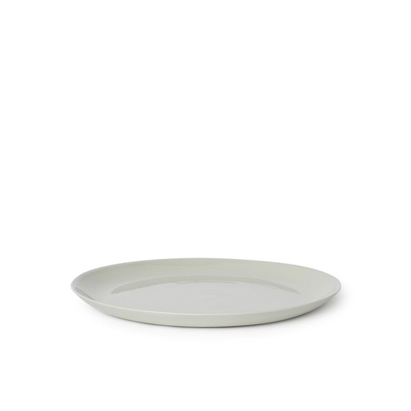 MUD Australia - MUD Flared Dinner Plate - Dust / One Size - Lekker Home