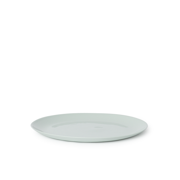 MUD Australia - MUD Flared Dinner Plate - Mist / One Size - Lekker Home