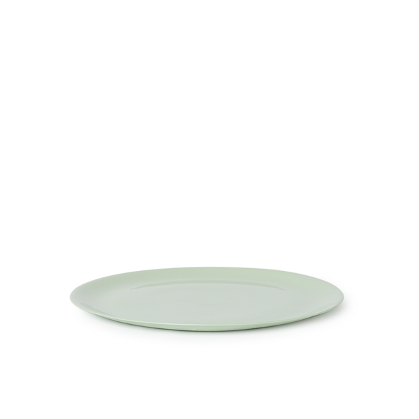 Flared Dinner Plate | Pistachio | MUD Australia